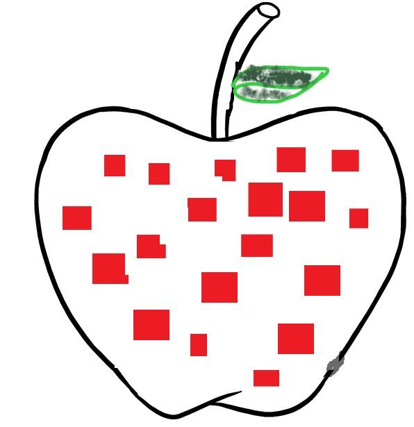 Apple -Bit Pasting