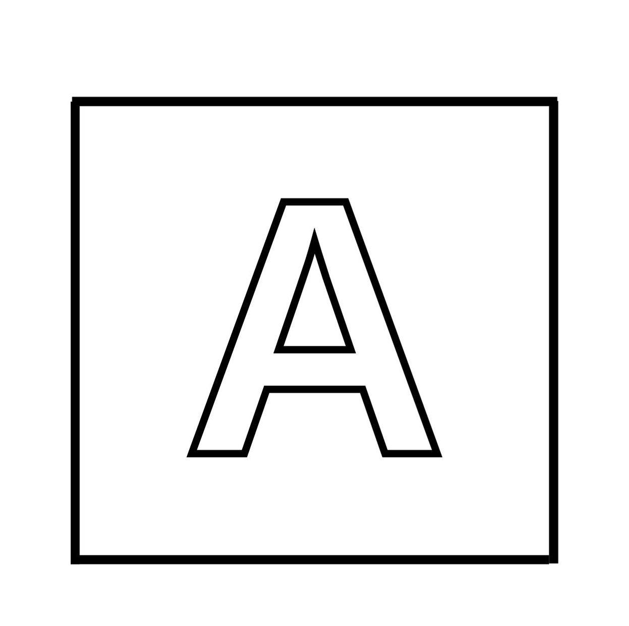 """[flashcard """"A""""]"""